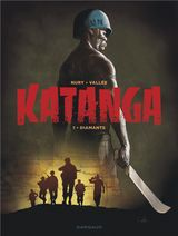 Couverture Diamants - Katanga, tome 1