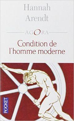 Couverture Condition de l'homme moderne
