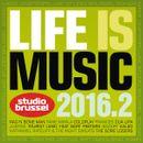 Pochette Life Is Music 2016.2