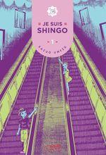 Couverture Je suis Shingo