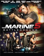 Affiche The Marine 5 : Battleground