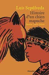 Couverture Histoire d'un chien mapuche