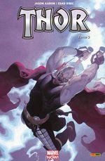Couverture Le Massacreur de Dieux (II) - Thor (2013), tome 2