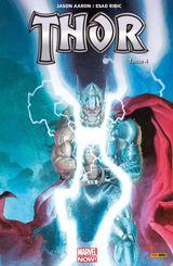 Couverture Les Dernières Heures de Midgard - Thor (2013), tome 4