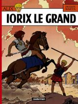 Couverture Iorix le Grand - Alix, tome 10