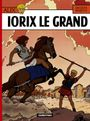 Couverture Iorix le Grand - Alix, tome 10