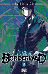 Couverture Alice in Borderland, tome 17