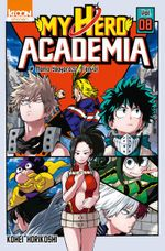 Couverture My Hero Academia, tome 8