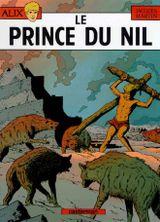 Couverture Le Prince du Nil - Alix, tome 11