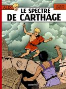 Couverture Le Spectre de Carthage - Alix, tome 13