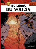Couverture Les Proies du volcan - Alix, tome 14