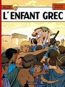 Couverture L'Enfant grec - Alix, tome 15
