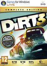 Jaquette DiRT 3 Complete Edition