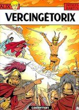 Couverture Vercingétorix - Alix, tome 18