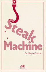 Couverture Steak machine