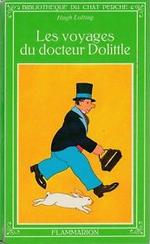Couverture Les Voyages du Docteur Dolittle