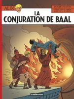 Couverture La Conjuration de Baal - Alix, tome 30