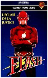 Affiche Flash l'éclair de la justice