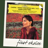 Pochette Piano Concertos nos. 1 & 2