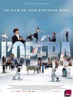 Affiche L'opéra