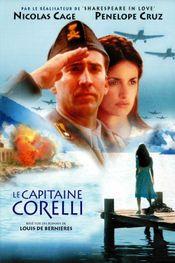 Affiche Capitaine Corelli