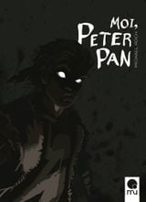 Couverture Moi, Peter Pan