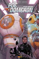 Couverture Sous les verrous - Star Wars : Poe Dameron, tome 2