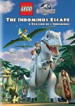 Affiche Lego Jurassic World: L'Évasion de l'Indominus