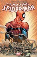 Couverture Balade au cimetière - Amazing Spider-Man (2014), tome 4