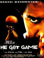 Affiche He Got Game
