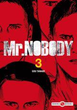Couverture Mr. Nobody, tome 3