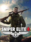 Jaquette Sniper Elite 4