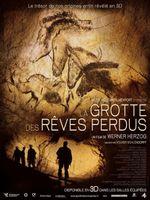 Affiche La Grotte des rêves perdus
