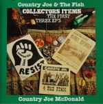 Pochette Collector's Items (The First Three EPs)