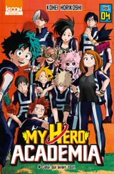Affiche My Hero Academia 2
