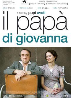Affiche Le Père de Giovanna