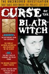 Affiche Curse of the Blair Witch