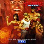 Pochette Streets of Rage II Original Sound Version