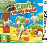 Jaquette Poochy & Yoshi's Woolly World