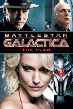 Affiche Battlestar Galactica : The Plan