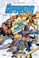 Couverture 1990 - Les Gardiens de la Galaxie : L'Intégrale, tome 3