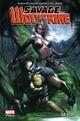 Couverture Savage Wolverine : Sauvage