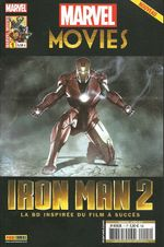 Couverture Iron Man 2 - Marvel Movies, tome 1