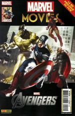 Couverture Avengers - Marvel Movies, tome 2