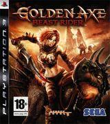 Jaquette Golden Axe : Beast Rider