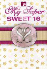 Affiche My Super Sweet 16