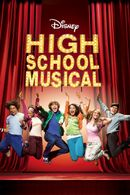 Affiche High School Musical, premiers pas sur scène