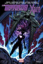 Couverture Le Vortex Noir (II) - Les Gardiens de la Galaxie/All-New X-Men (Marvel Now!), tome 2