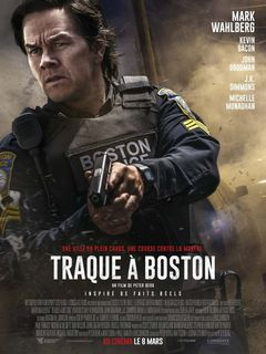 Affiche Traque à Boston