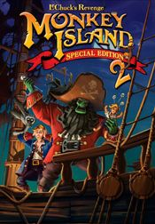 Jaquette Monkey Island 2: LeChuck's Revenge - Special Edition